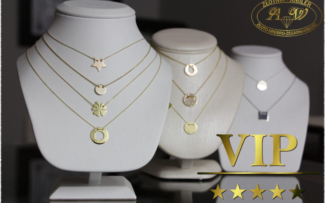 VIP – Naszyjniki światowej sławy
